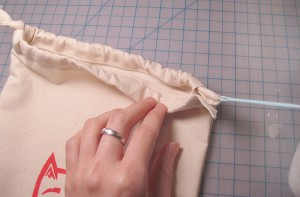 Canvas Bag Tutorial 22