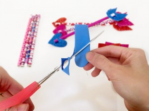 Cupids Arrows Pencil Toppers Tutorial 04
