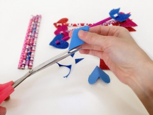 Cupids Arrows Pencil Toppers Tutorial 06