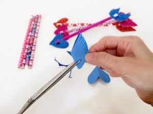 Cupids Arrows Pencil Toppers Tutorial 10