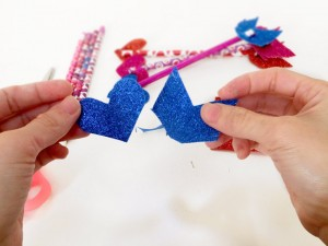 Cupids Arrows Pencil Toppers Tutorial 13