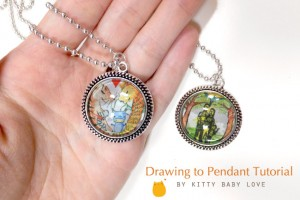 Drawing to Pendant Tutorial
