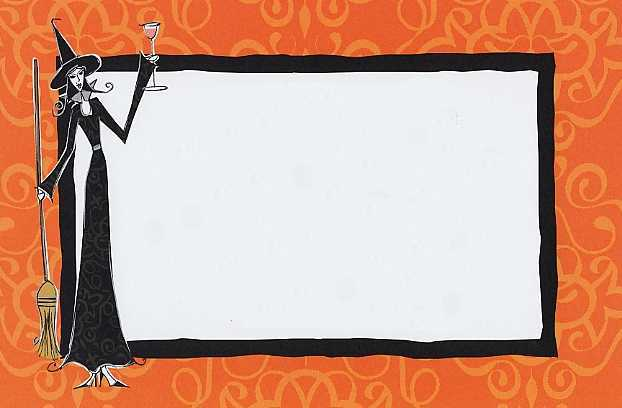 What To Write On A Halloween Card