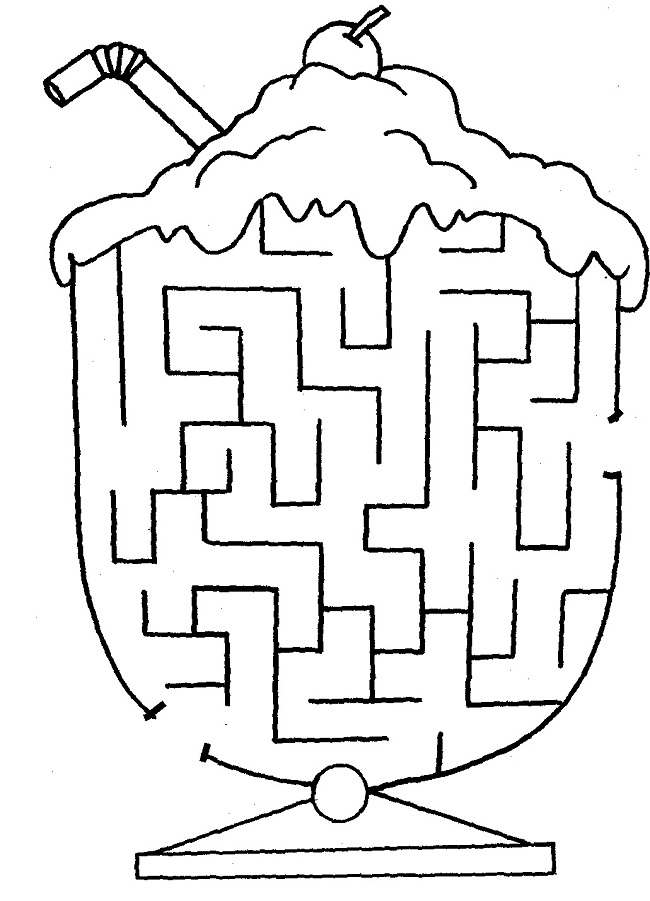 free printable mazes for kids - Free Printable Art For Kids
