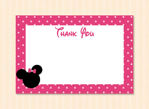34 Printable Thank You Cards for All Purposes | Kitty Baby Love