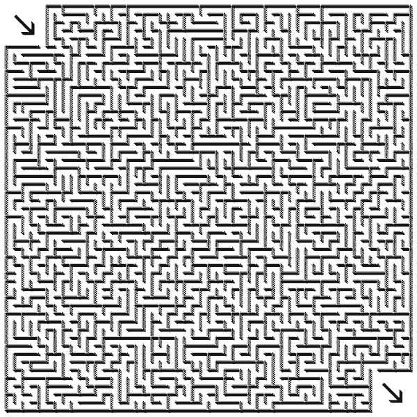 difficult mazes to print - photo #2