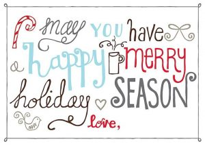 Christmas Cards Printable