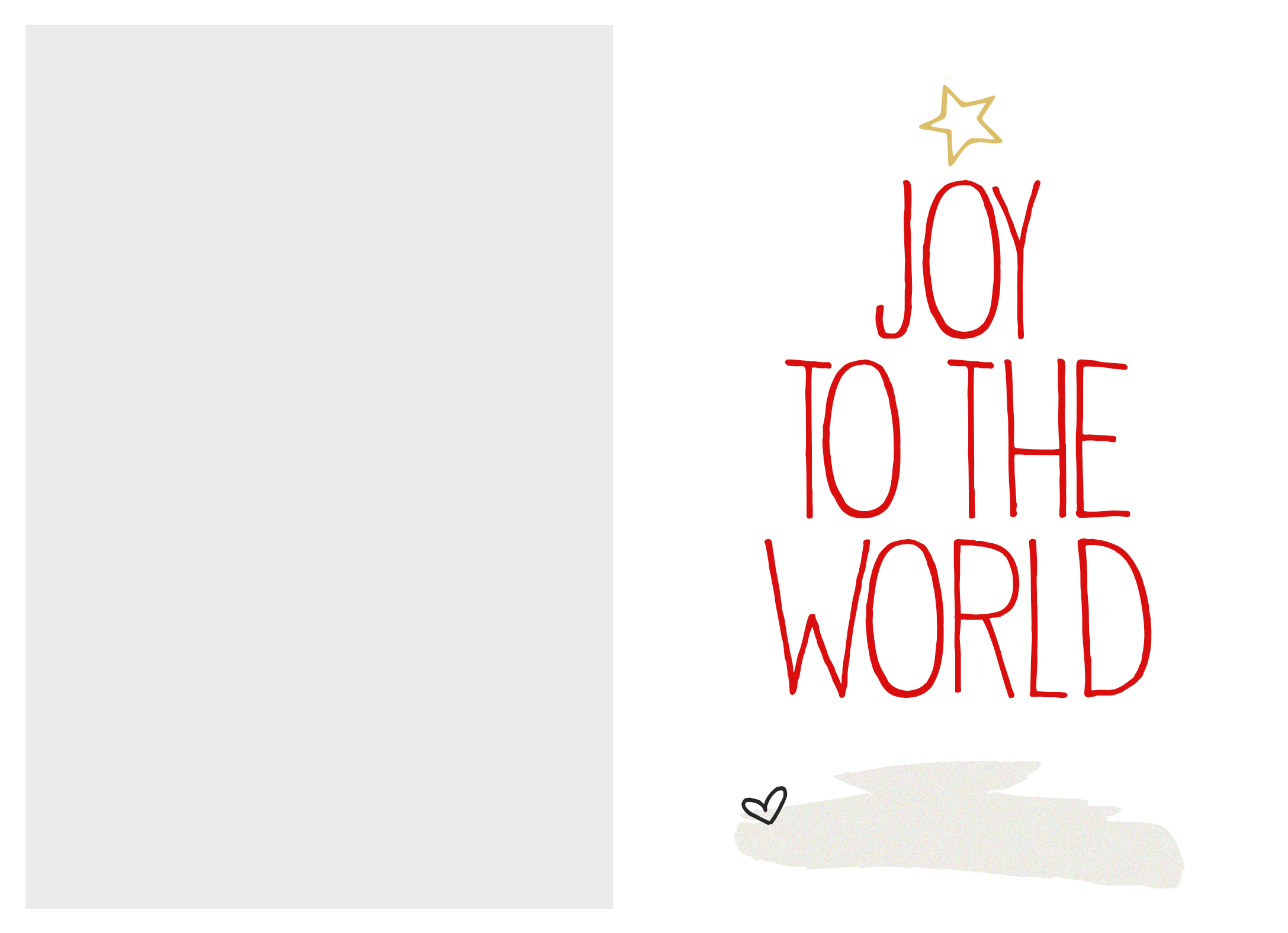 Great Downloadable Christmas Card Templates