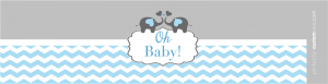Free Printable Baby Shower Water Bottle Labels