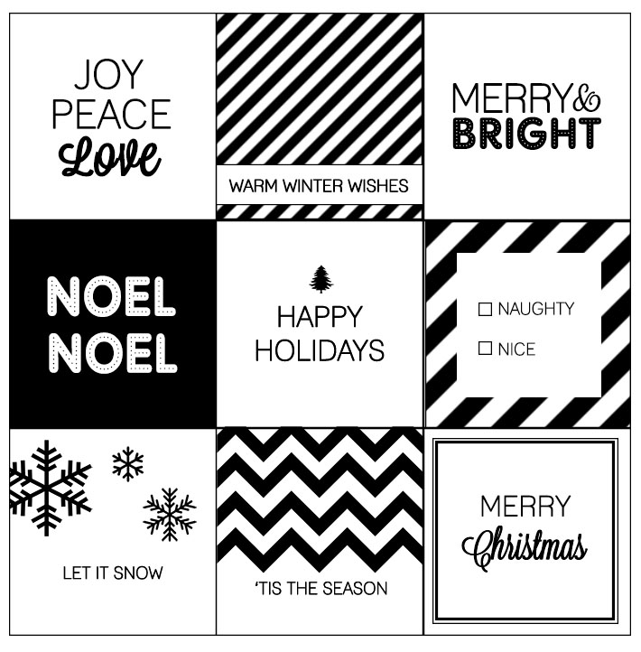 photograph about Free Printable Christmas Tags Templates identify 40 Special Printable Xmas Present Tags