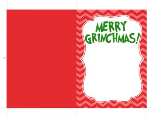 Free Printable Photo Christmas Cards Templates