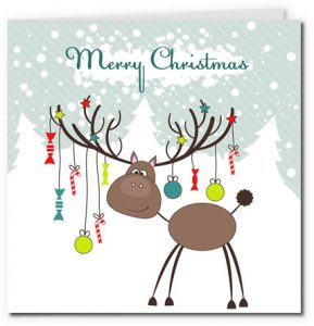 Funny Printable Christmas Cards