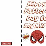 Free Fathers Day Cards Printable
