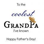 Free Printable Fathers Day Cards for Grandpa