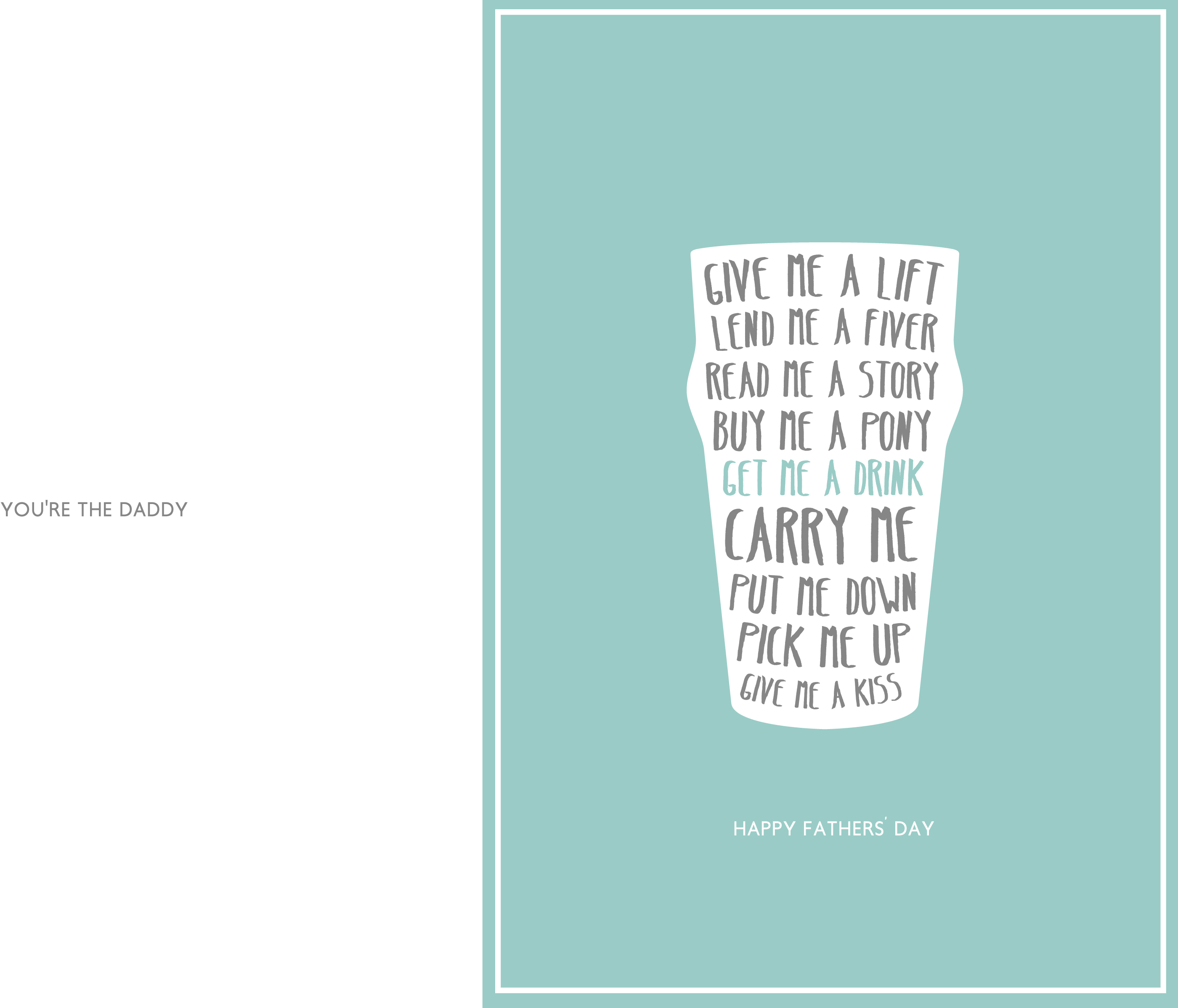 It is an image of Luscious Printable Fathers Day Cards