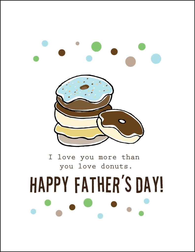 It's just a photo of Resource Printable Fathers Day Card
