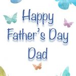 Printable Fathers Day Cards for Kids