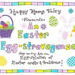 Printable Easter Cards Scavenger Hunt