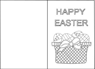 32 Free Printable Easter Cards