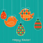Printable Modern Easter Cards