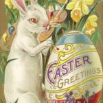 Printable Vintage Easter Cards