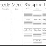 Meal Planner for the Week