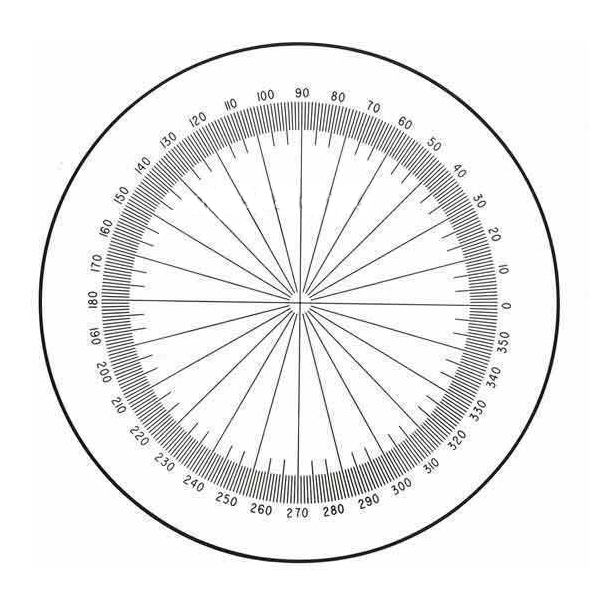 15 Useful Printable Protractors