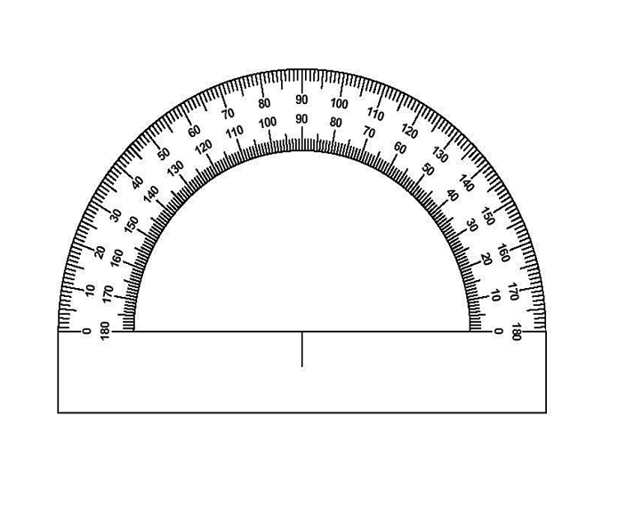 Protractor template to print 28 images sports illustrated protractor template to print 16 useful printable protractors baby pronofoot35fo Gallery