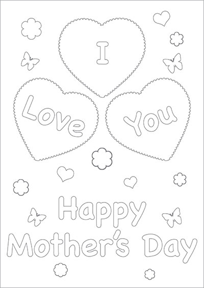 picture regarding Printable Mothers Day Cards for Wife named 24 Printable Moms Working day Playing cards