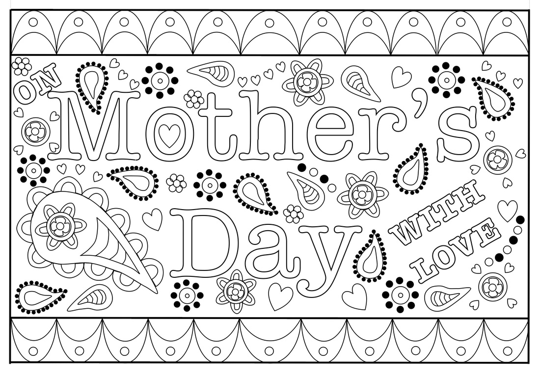 Good Free Printable Mothers Day Card Templates Good Ideas