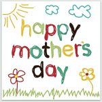 Funny Printable Mothers Day Cards for Kids to Make