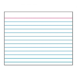 Index Card Template for PagesKitty Baby Love