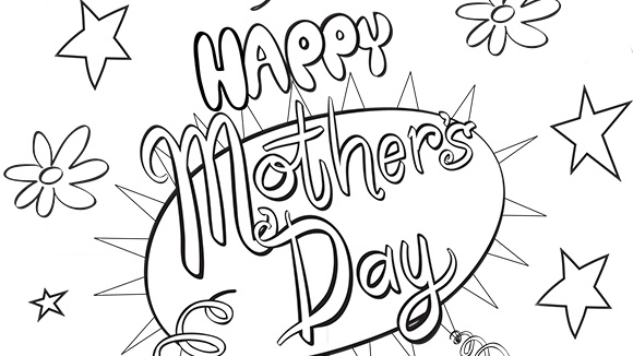24 Printable Mothers Day Cards – Mothers Day Card Template
