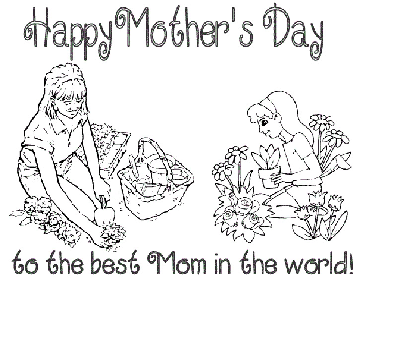 24 Printable Mother's Day Cards