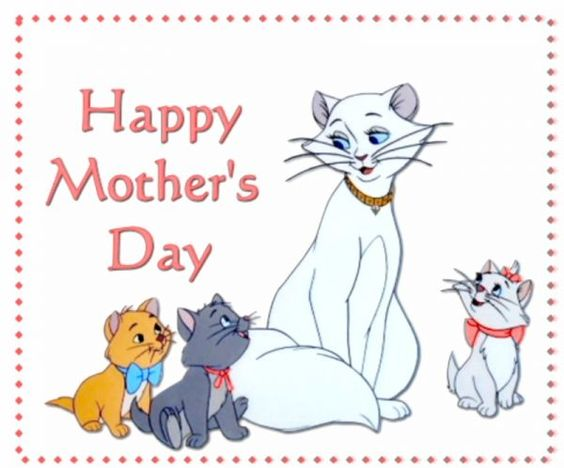 24 Printable Mother's Day Cards | KittyBabyLove com