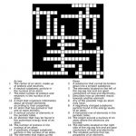 Chemistry Crossword Puzzle Answers Atomic Structure