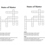 Chemistry Matter and Change Crossword Answers