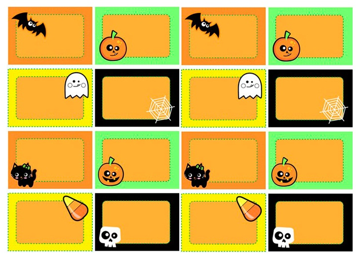 10 of the best halloween gift tags for you kitty baby love halloween gift tags negle Choice Image