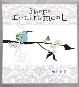 Happy Retirement Card Printable