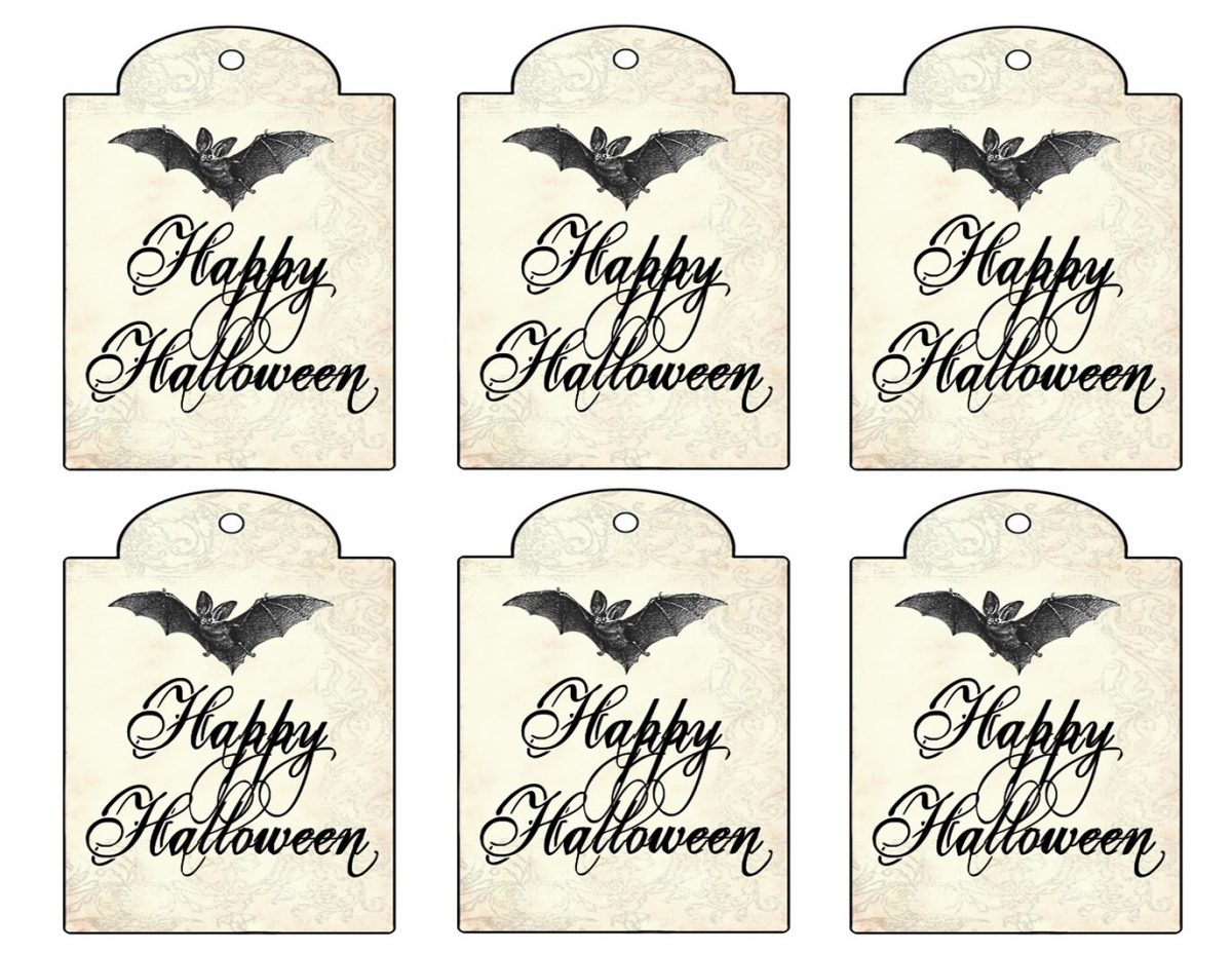 10 of the Best Halloween Gift Tags for You