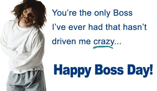 28 Great Boss's Day Cards | KittyBabyLove.com