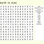 Teenager Movie Word Search