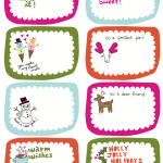Thank You Gift Tags Free Printable