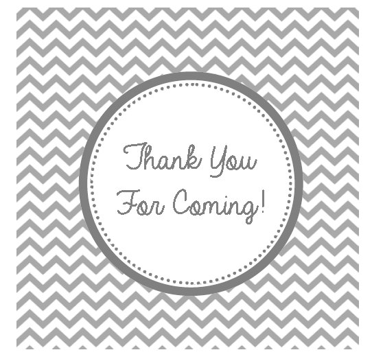 14 printable thank you gift tags kitty baby love thank you for coming gift tags negle Gallery