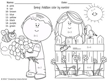 english numbers coloring pages - photo#5