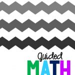 Guided Math Binder Cover