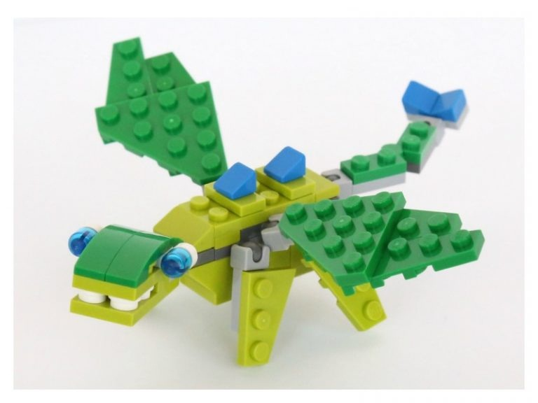 How To Build A Lego Dragon 4 Easy Tutorials Kitty Baby Love