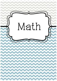 12 math binder covers kitty baby love math binder cover templates pronofoot35fo Gallery