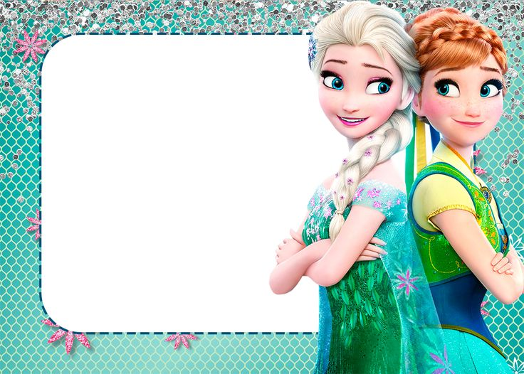 image about Frozen Printable Invitations called 24 Heartwarming Frozen Birthday Invites