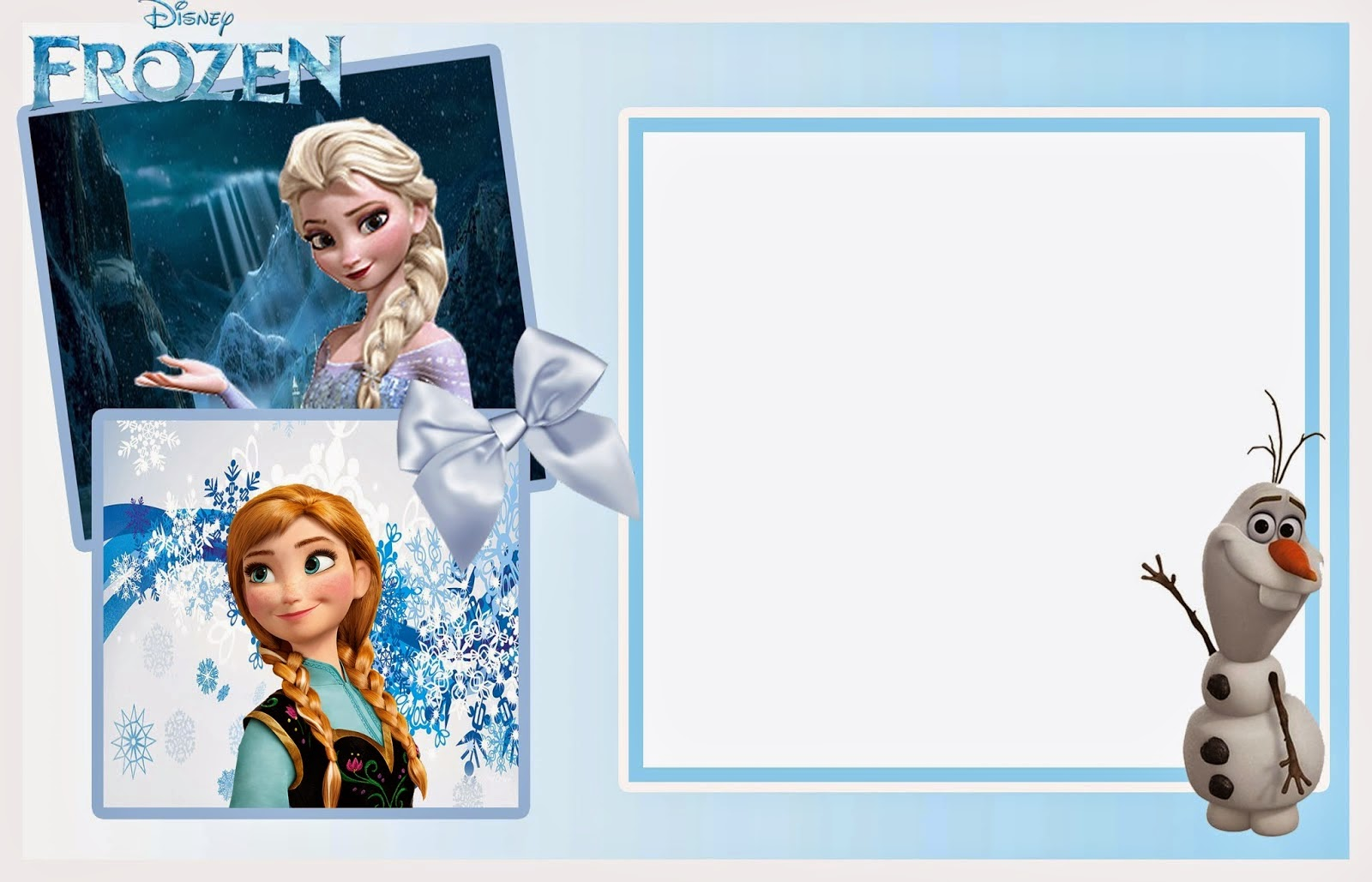 24 heartwarming frozen birthday invitations